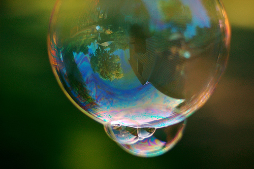 Bubbles by Jeff Kubina, Flickr
