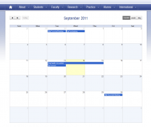 WordPress SharePoint Calendar Plugin