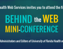 behind the web mini-conference graphic