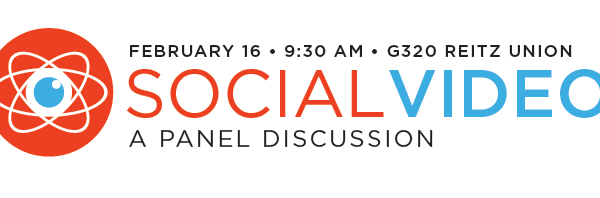social video panel discussion banner image